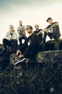 The Amity Affliction 2014